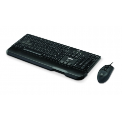 Gaming Keyboard and Mouse Logitech G100S Combo