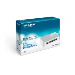 TP-Link TL-SF1005D 5-Port 10/100Mbps
