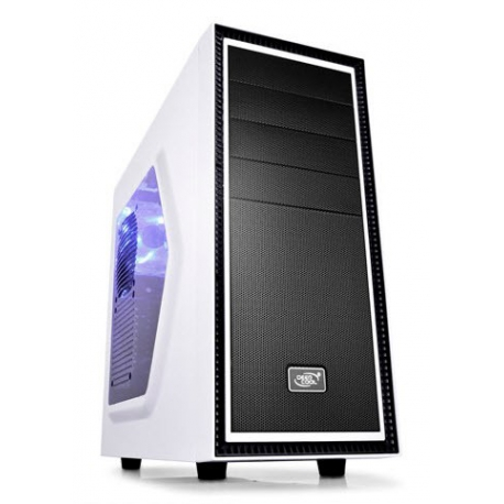 Case DeepCool TESSERACT SW white