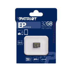 Patriot EP Series 32GB Class 10 U3 Micro SDHC