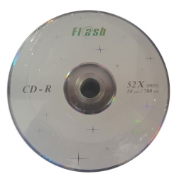 پک 50 عددی CD Flash بدون باکس