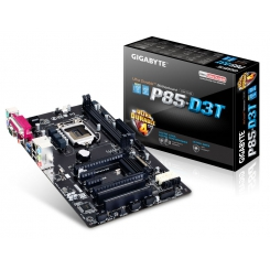 GIGABYTE Ultra Durable Series GA-P85-D3T Motherboard
