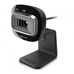 Microsoft LifeCam HD-3000 Webcam T3H-00004