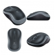 Logitech M185 Wireless Mouse - Gray