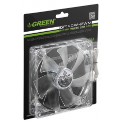 FAN GF140W-PWM Green