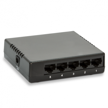 Datasheen 5 port Fast Ethernet Switch