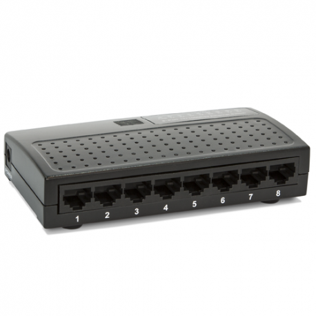 Datasheen 8 port 10/100Mbps Ethernet Switch