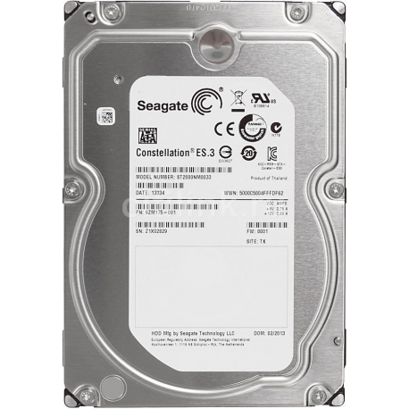 Seagate Conselation ES.3 3TB ST3000NM0033