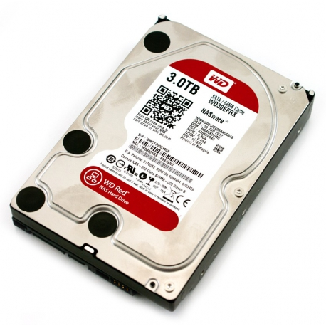Western Digital Red NAS Hard Drive - 3TB - WD30EFRX