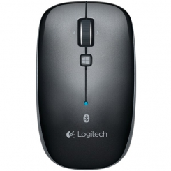 Logitech M557 Bluetooth Mouse Black