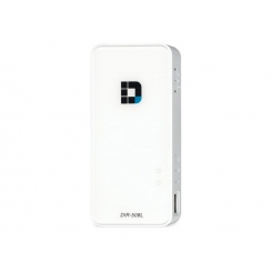 D-Link DIR-508L SharePort Go II N300 Portable Router and Charger