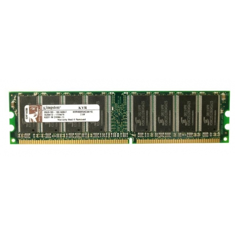 Ram Kingston 1GB DDR1 400 - KVR400X64C3A