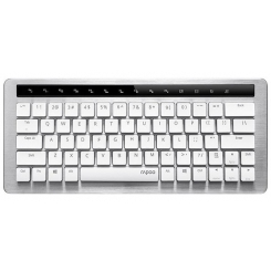 Rapoo KX Gaming Wireless Keyboard - White