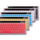 Rapoo KX Gaming Wireless Keyboard - Red
