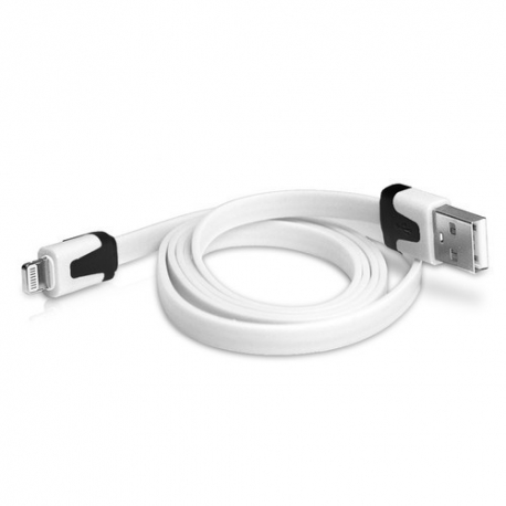 SAYAN USB LIGHTENING CABLE Flat iPHONE 5