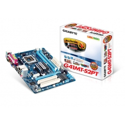 Motherboard GIGABYTE Ultra Durable Series GA-G41MT-S2PT Intel 775
