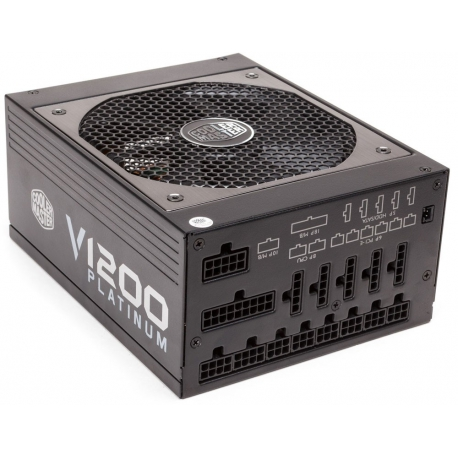 Power Cooler Master 1200W-Supplies