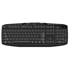 Keyboard Green GK-302 Standard Multimedia