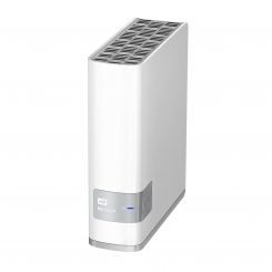 Western Digital My Cloud External Hard Drive 6TB WDBCTL0060HWT-EESN