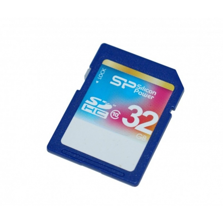 Silicon Power 32Gb Class 10 SDHC