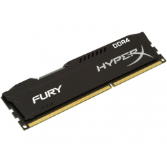 Ram Kingston HyperX FURY Black DDR4 4GB 2400MHz