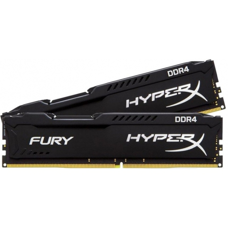 Ram Kingston HyperX FURY Dual DDR4 8GB (2 × 4GB) 2400MHz