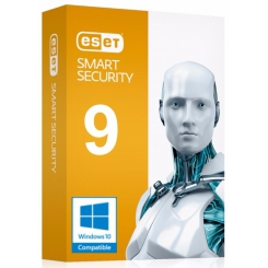 Eset Nod32 Smart Security 9 (3PC+ 1Years