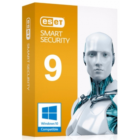 Eset Nod32 Smart Security 10 (3PC+ 1Years