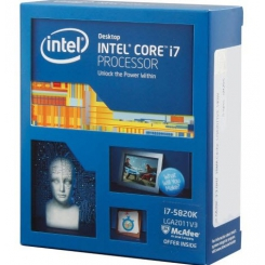 Intel Core i7-5820K LGA 2011-v3 CPU
