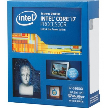 Intel Core i7-5960X LGA 2011-v3 CPU