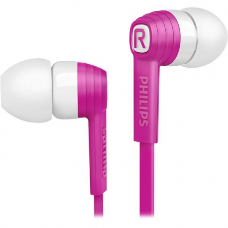 Philips SHE7050 Earphone - Pink