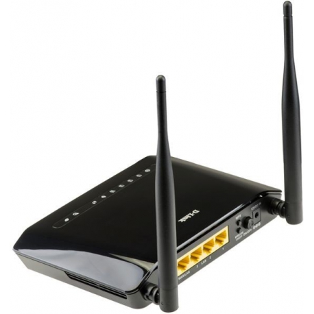 D-Link DSL-2790U N300 ADSL2+ Wireless Router