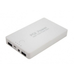 Power Bank Pqi 10000C - White