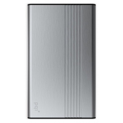 Power Bank PQI 5000V 5000mAh Silver