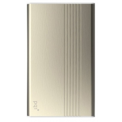 Power Bank PQI 5000V 5000mAh Gold