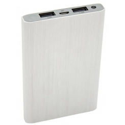 Power Bank PQI 10000V 1000mAh Silver