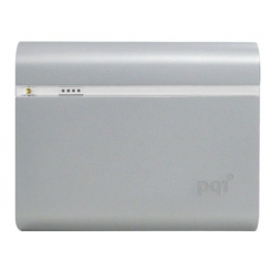 Power Bank PQI 12000V 12000mAh Silver