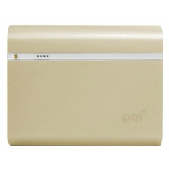 Power Bank PQI 12000V 12000mAh Gold