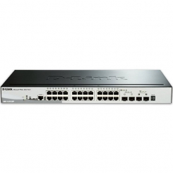 D-Link DGS-1510-28P SmartPro 28-Port Gigabit Switch