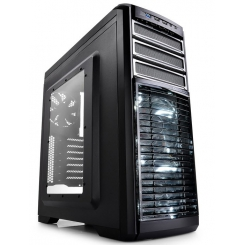 DEEPCOOL KENDOMEN Black ATX Mid Tower Computer