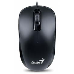 Genius DX-110 Stream Optical Mouse Black