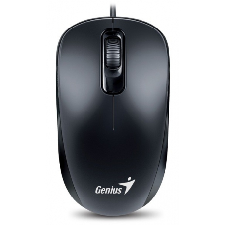 Genius DX-110 USB Wired Mouse - Black