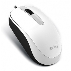 Genius DX-120 USB Optical Mouse - White