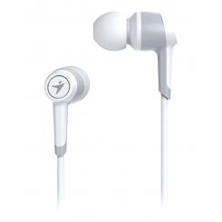 Genius HS-M225 In-Ear Headphones white