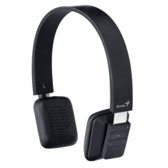 Genius HS-920BT Bluetooth 4.0 Headband Headset-Black