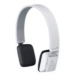 Genius HS-920BT Bluetooth 4.0 Headband Headset-White