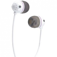 Genius HS-M210 In-Ear Headphones White