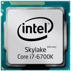 Intel 6th Gen Core i7-6700K Desktop LGA 1151