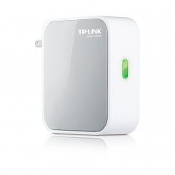 TP-LINK TL-WR710N Wi-Fi Pocket Router/AP/TV Adapter/Repeater