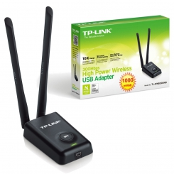 TP-LINK TL-WN8200ND 300Mbps High Power Wireless USB Adapter